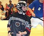 Мартиньш Крумс чемпион Латвии по флорболу