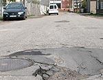 Недовольны ремонтом улиц
