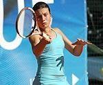 Муза лиепайского тенниса – Анастасия Севастова