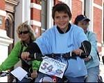 Большой день для пешеходов, велосипедистов, скейтбордистов