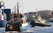 Грузооборот Лиепайского порта сократился на 2,5%