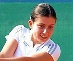 Анастасия Севастова выбыла в полуфинале