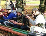 В Вайнеде проводят военные игры