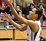 Латвийская женская баскетбольная сборная проиграла Италии