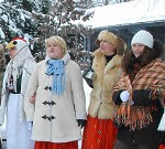 Проводы зимы. По-латышски и по-русски