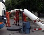 Перестройка насосных станций