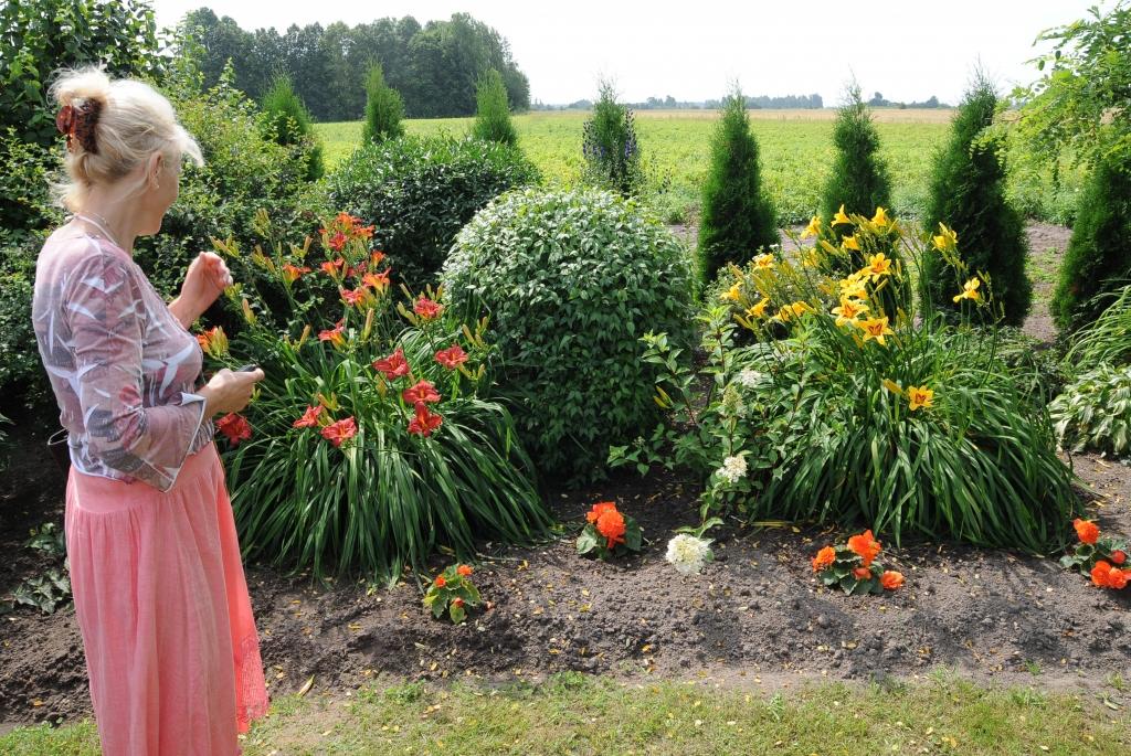 На празднике садов в Нице собралось 600 посетителей