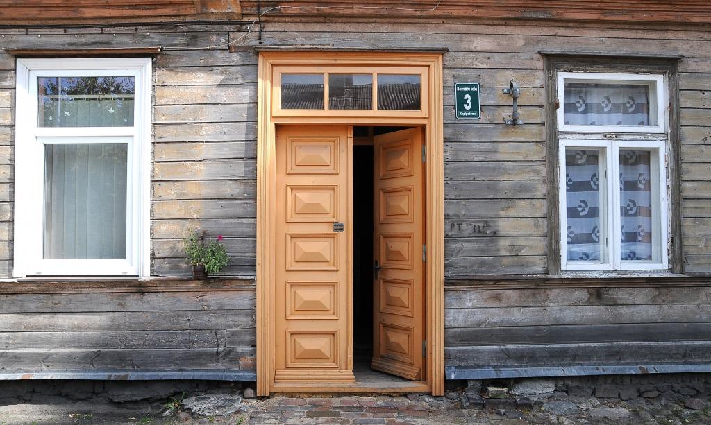 Возрождение старых домов