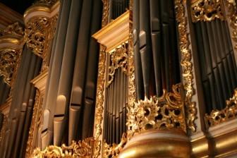 Приближается фестиваль органной музыки