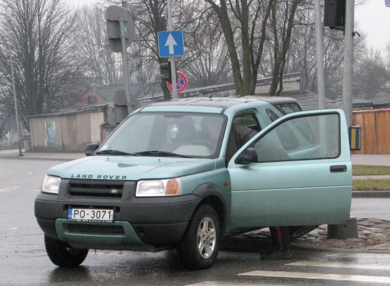 На перекрестке улиц Ганибу и Аду произошла авария