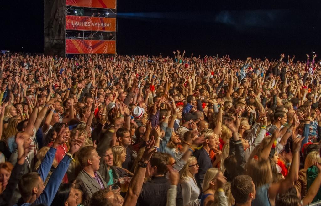 Самые популярные мероприятия прошлого года: ралли «Курземе» и музыкальный фестиваль «Summer Sound»