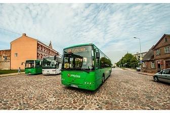 Выходные – и у автобусов