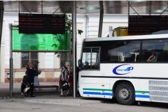 Выбран поставщик автобусов