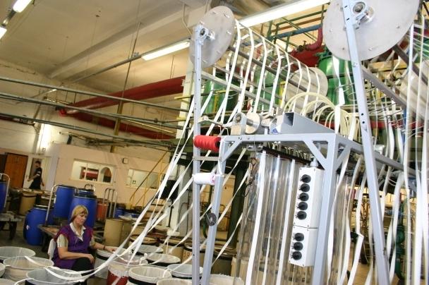 Простой предприятий текстильной отрасли: сотни человек отправлены в отпуск