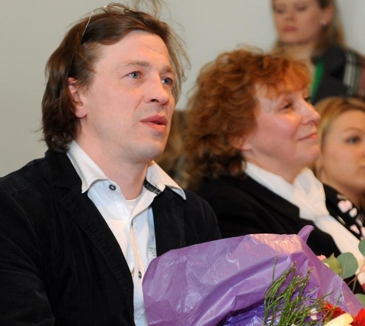 Эгон Домбровский награжден за выдающийся труд