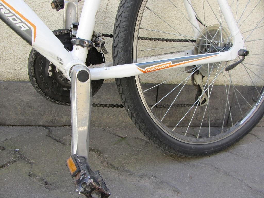 В столкновении с авто пострадал велосипедист