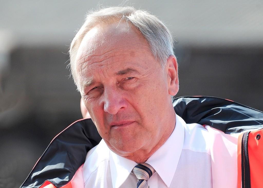 Андрис Берзиньш не будет повторно выдвигать свою кандидатуру в президенты