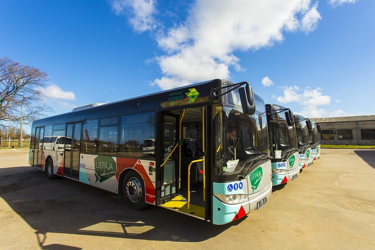 Для общественного транспорта начинается летний сезон