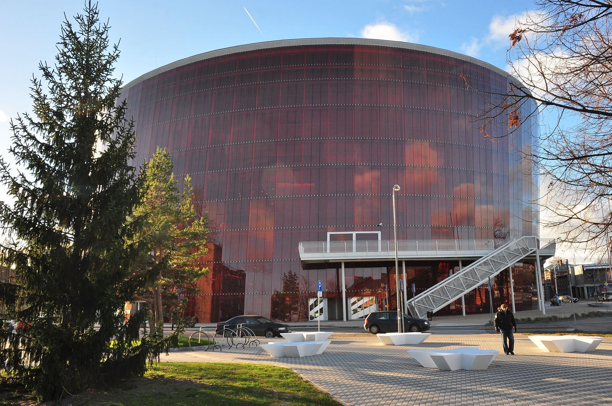«Лиелайс дзинтарс» – полуфиналист конкурса «Приз года в латвийской архитектуре 2016»