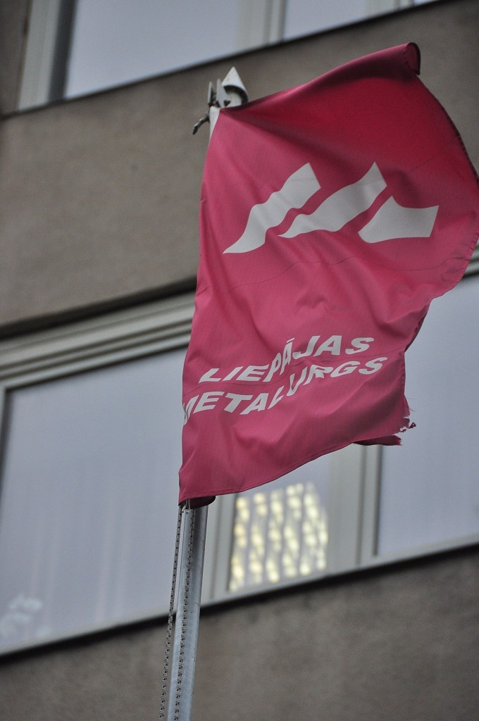 «Liepаjas metalurgs» в конце своего существования не уделял серьезного внимания охране среды