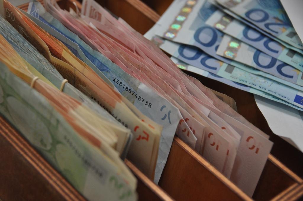 Минфин: за восемь месяцев излишек совокупного бюджета составил 249,6 млн евро
