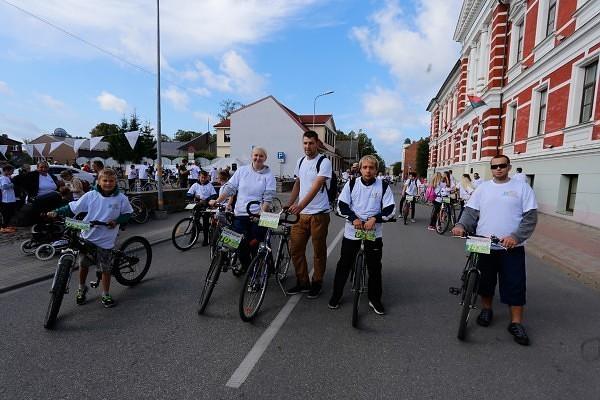 """В рамках европейской недели мобильности состоится велозаезд """"Город без авто"""""""