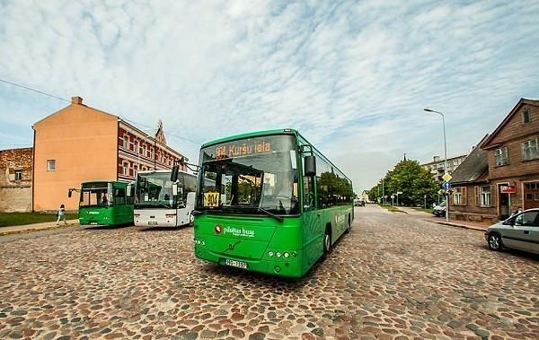 В расписании автобусов произошли изменения