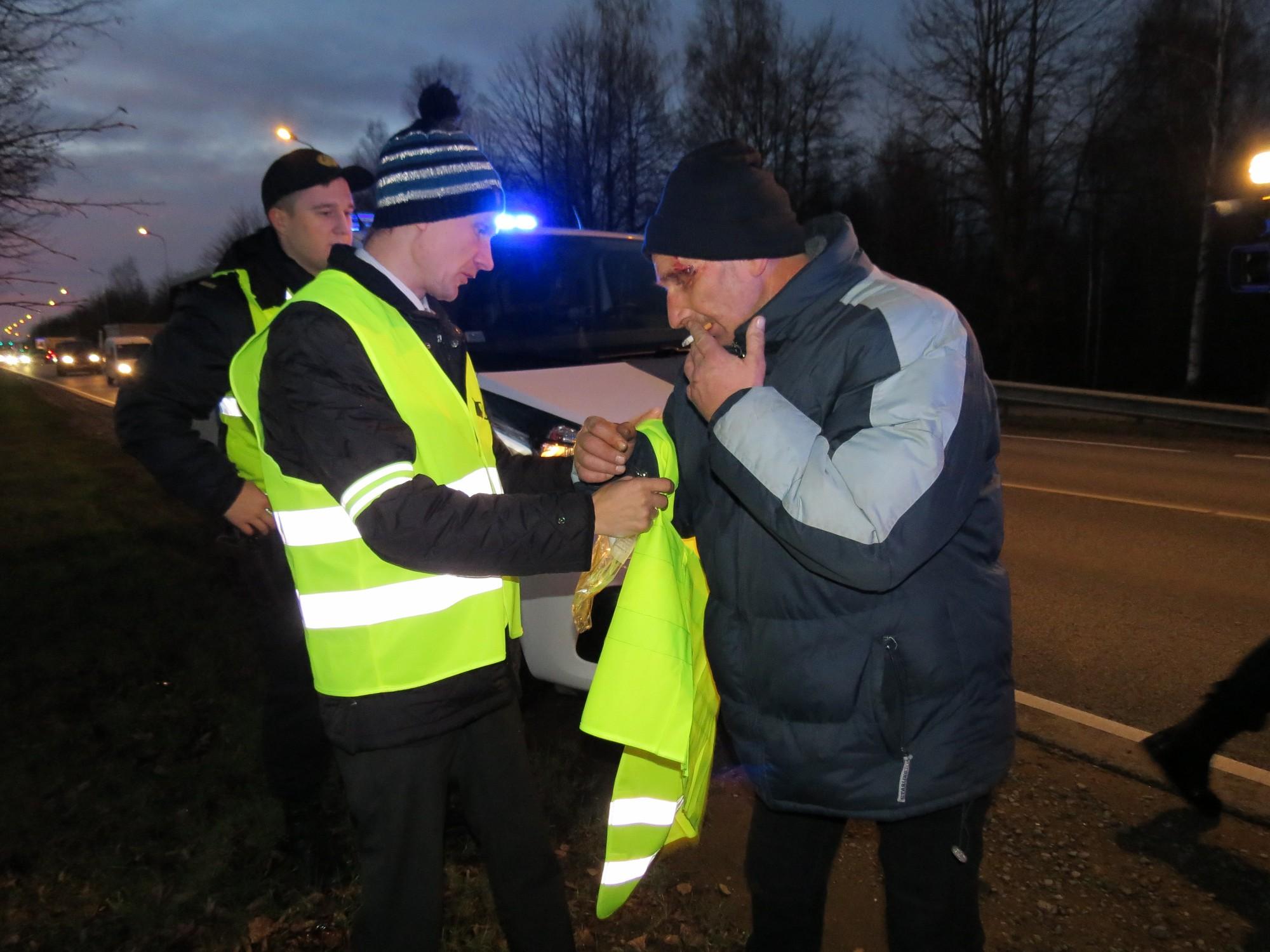 ФОТО: Профилактический рейд перевернулся в спасательную операцию