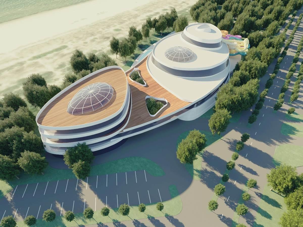 Развитие проекта гостиницы-курорта задерживается