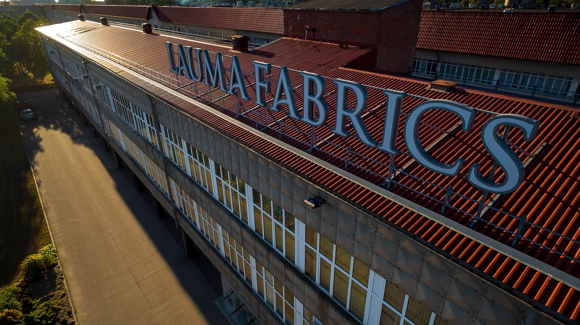 Владельцем «Lauma Fabrics» стало латвийское акционерное общество
