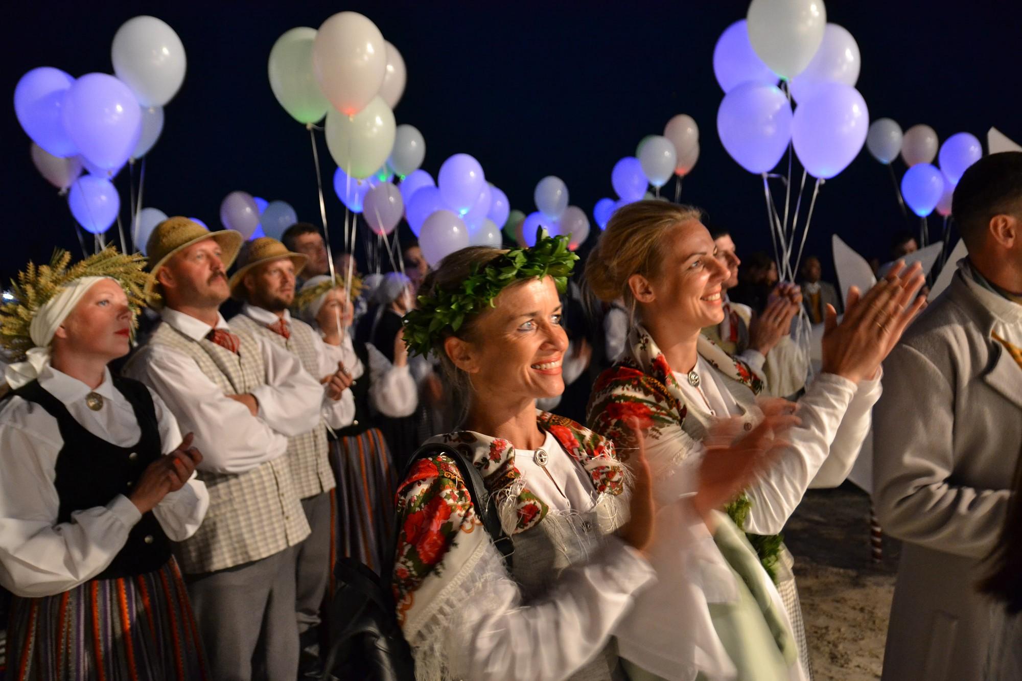 ФОТО: Фестиваль «Шаги в песке»