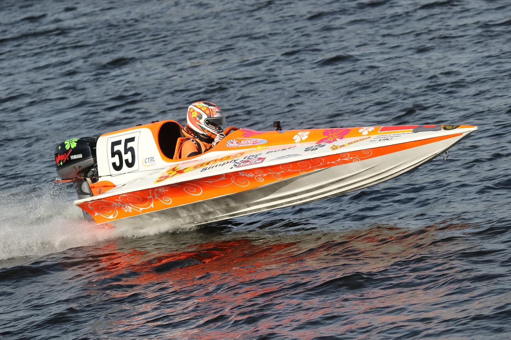 гоночная лодка фото зрачок имеет