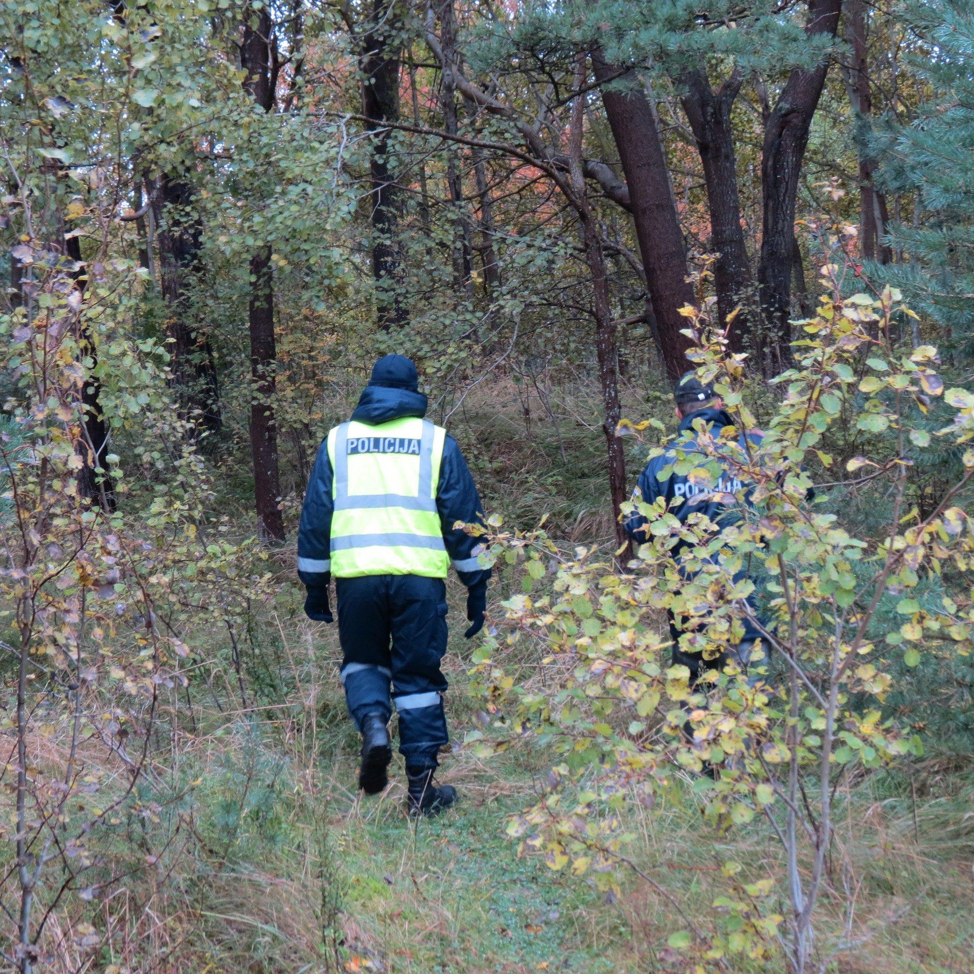 Дополнено – Пропавшего мужчину ищут оперативные сотрудники и волонтеры