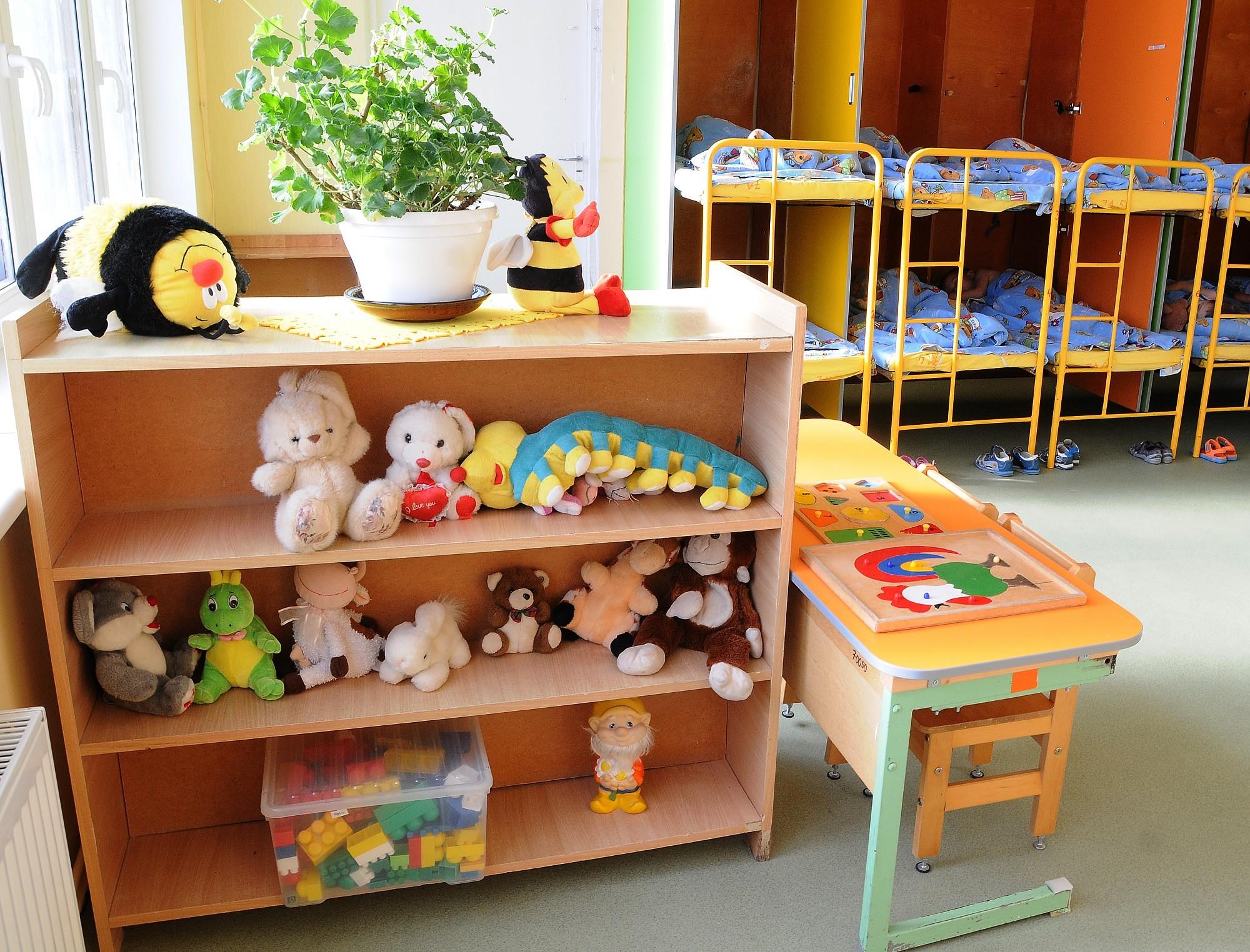 Дети возвращаются в улучшенные помещения