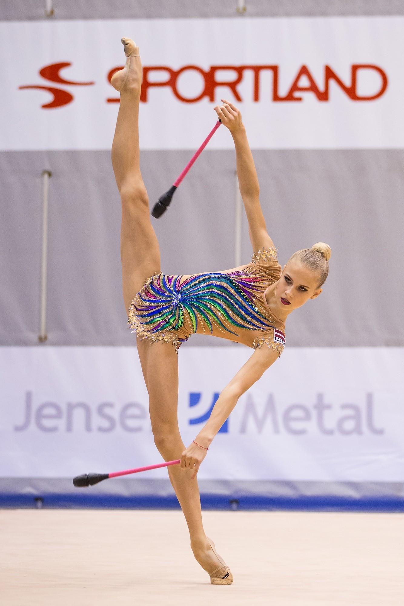 Откроют зал художественной гимнастики