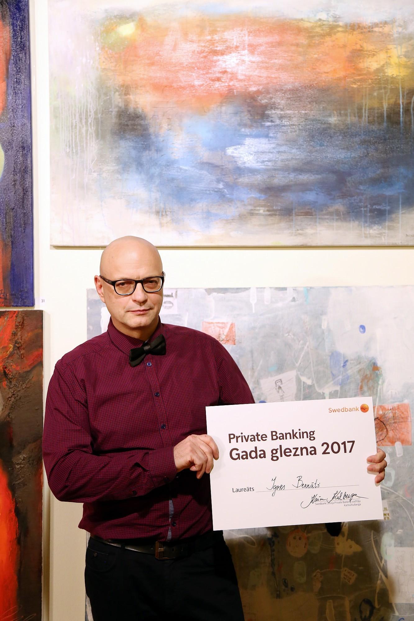 Картина года – «Барселона» Игоря Бернатса