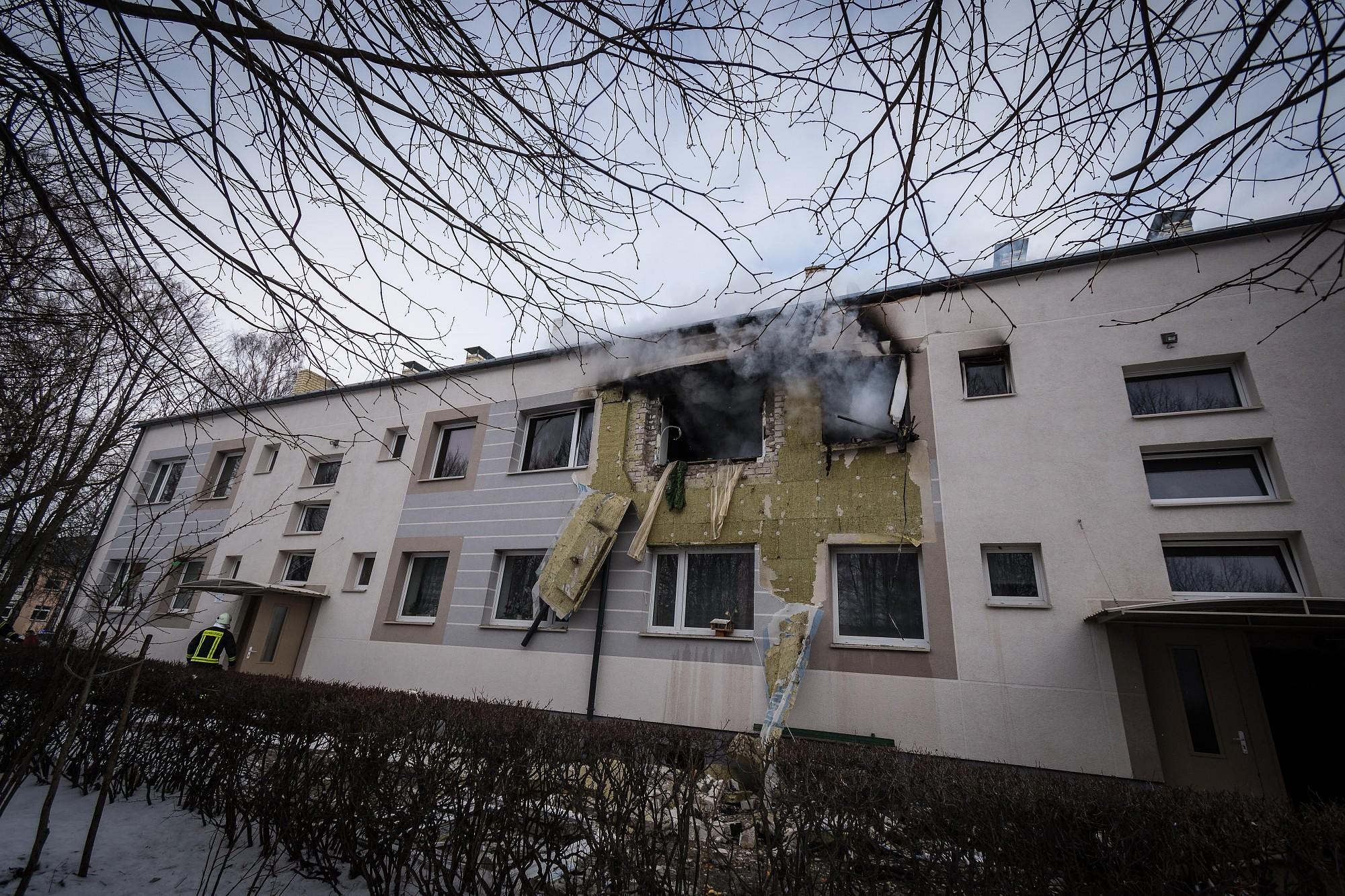 Проведут экспертизу пострадавшего здания