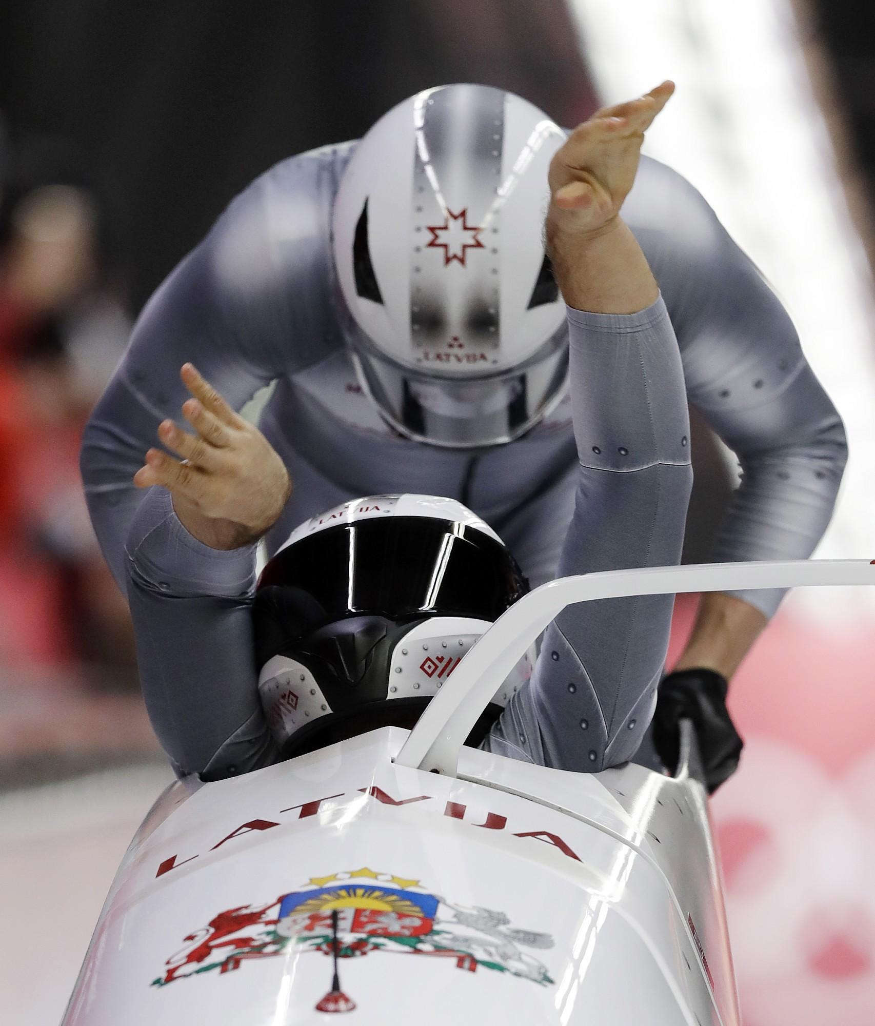 У Латвии первая медаль на Олимпиаде: лиепайчанин на 9-ом месте