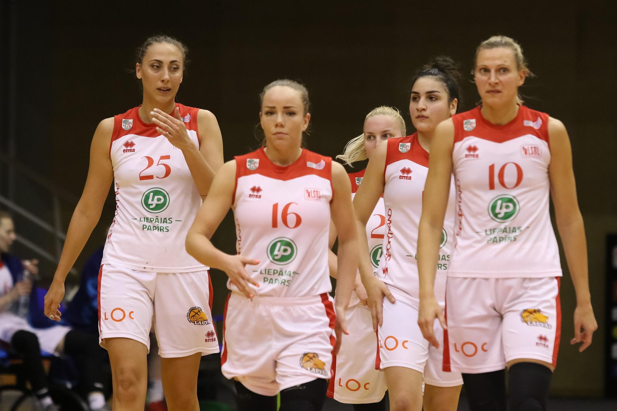 «Лиепаяс папирс» впервые достиг финала Лиги Латвии-Эстонии