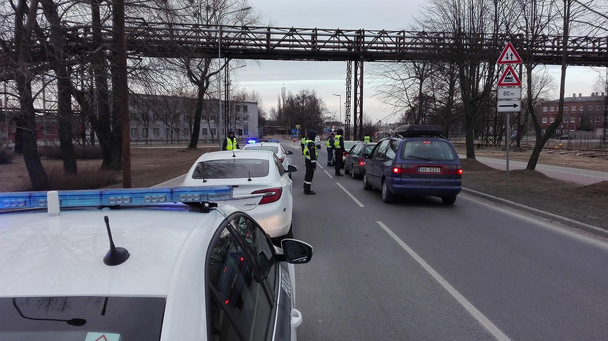 В наших краях задержаны четыре нетрезвых водителя