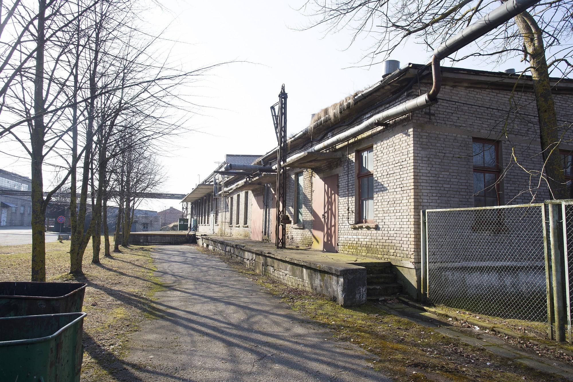 Самоуправление хочет купить на аукционе часть территории »KVV Liepаjas metalurgs»