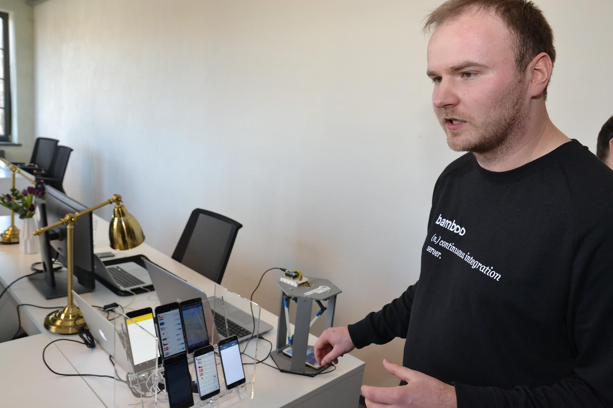 Отличники ИТ открывают бюро в Лиепае