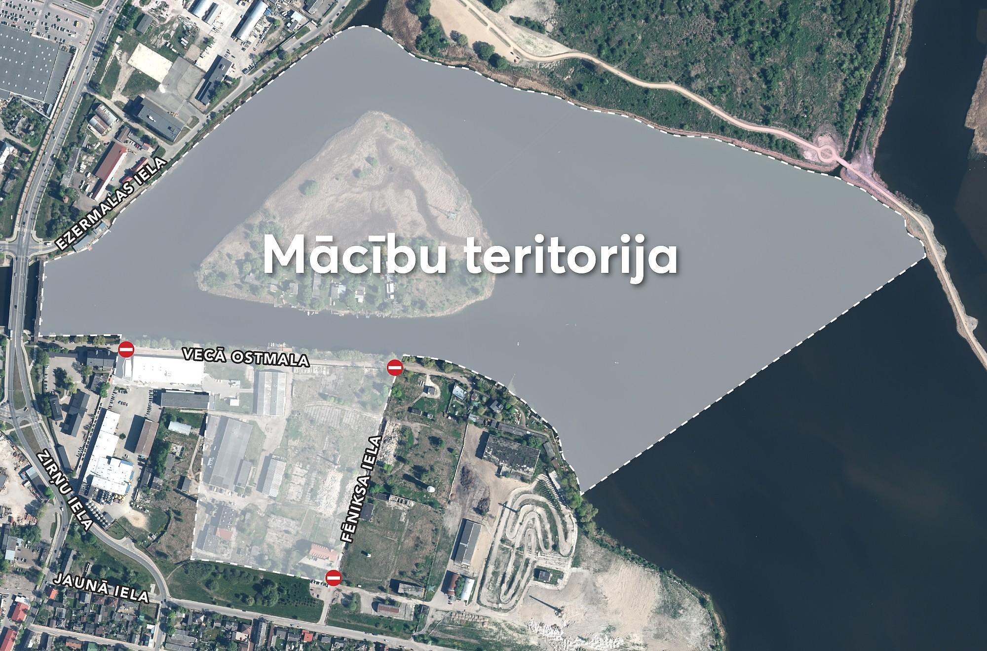 На Лиепайском озере пройдут масштабные учения авиации