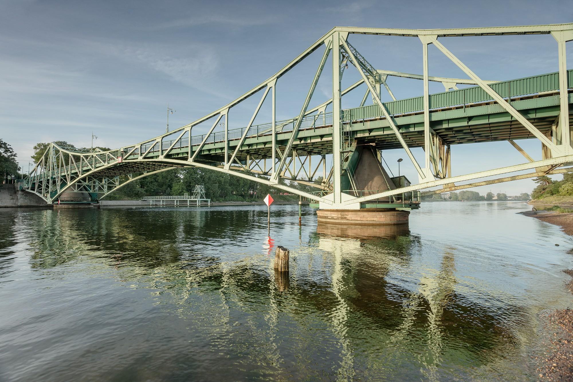 Дополнено – На время ремонта будет закрыт Воздушный мост