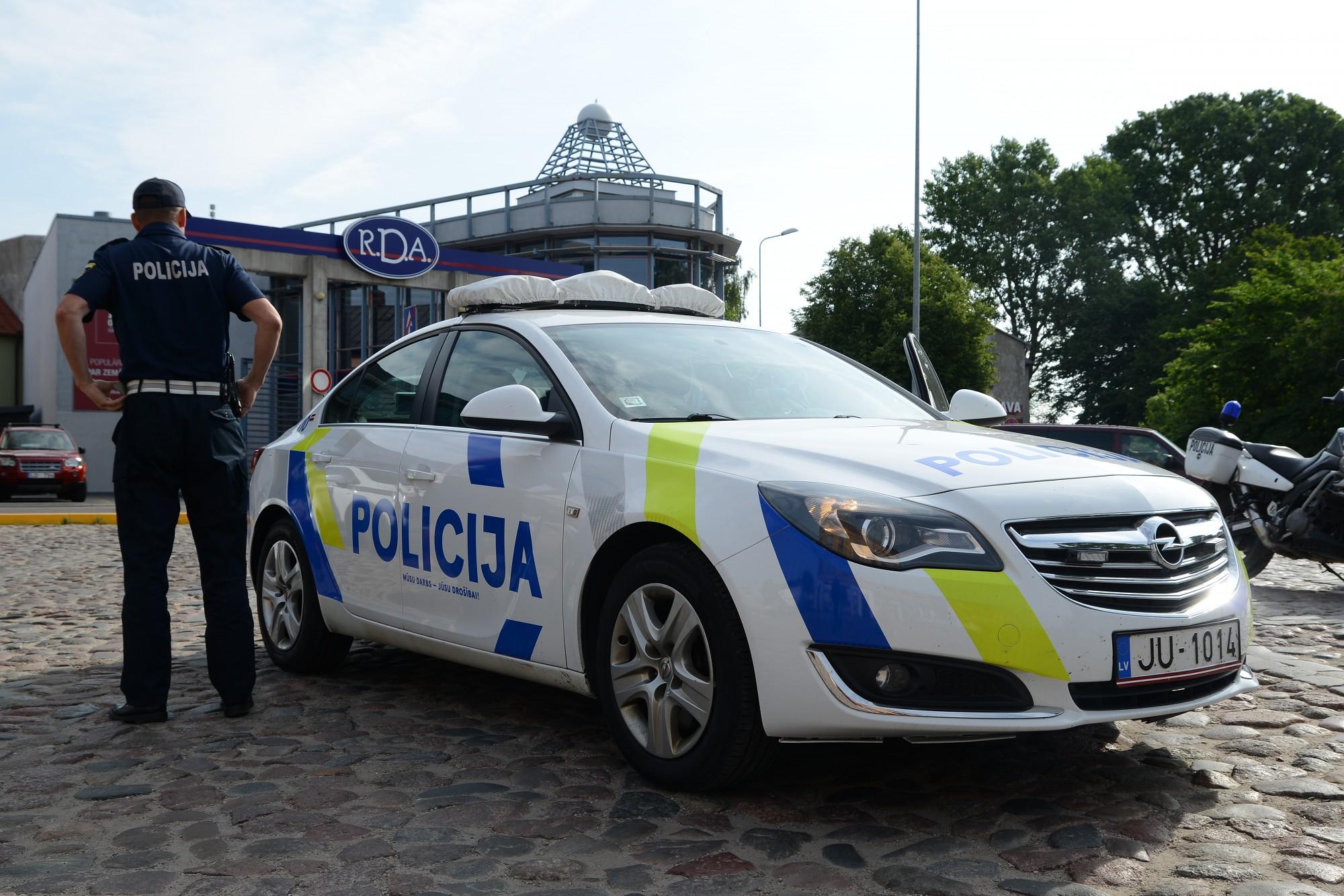 Представили новый образ полиции