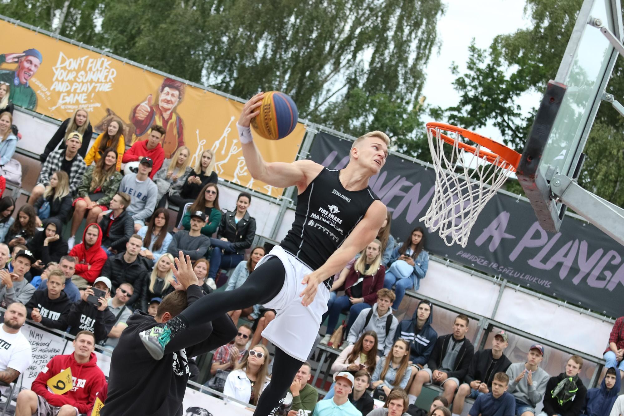 """На турнире """"Ghetto Basket"""" выяснили лучших игроков"""