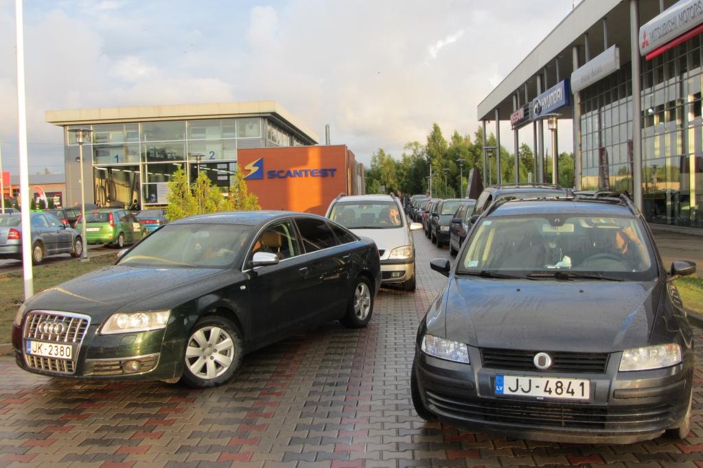 ДБДД с 2020 года больше не будет заниматься контролем технического состояния автомашин