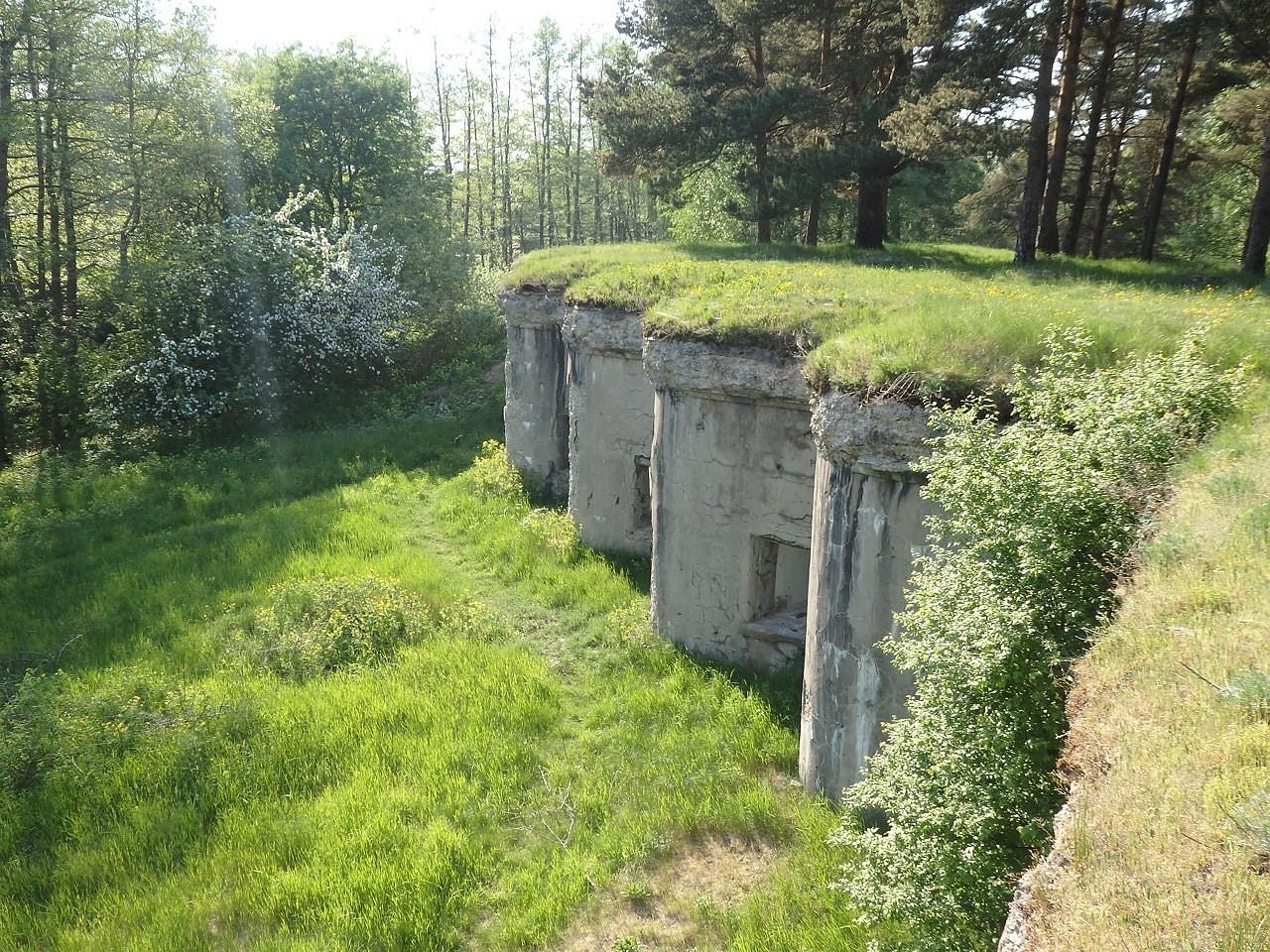 Старый редан – новый туристический объект