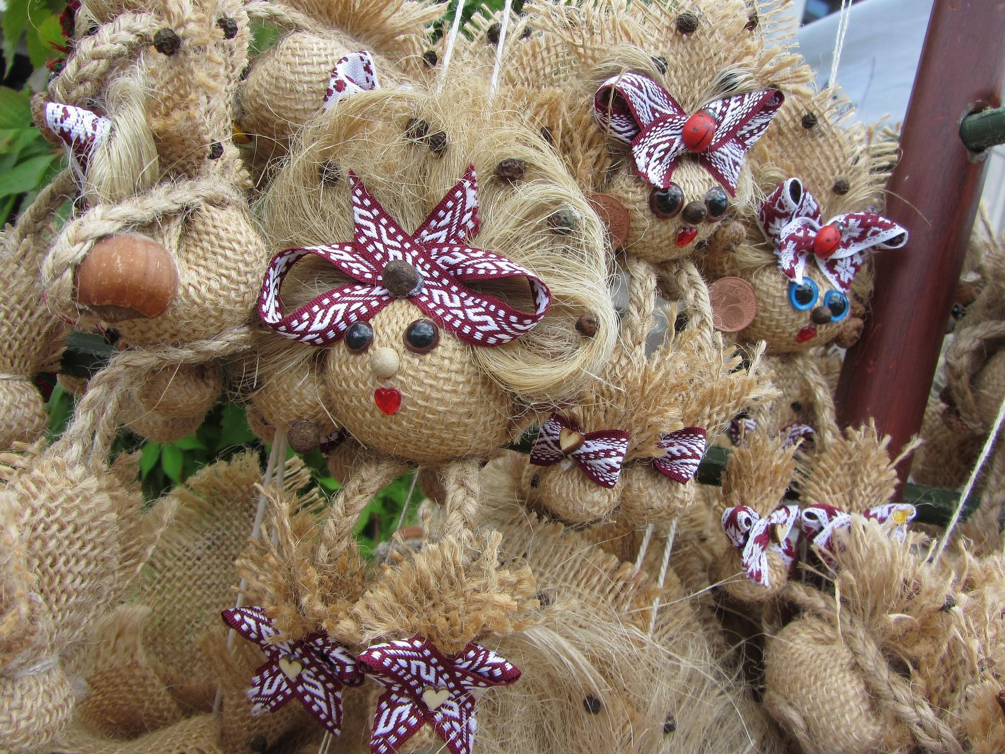 Ярмарка летнего урожая на Рожу лаукумс