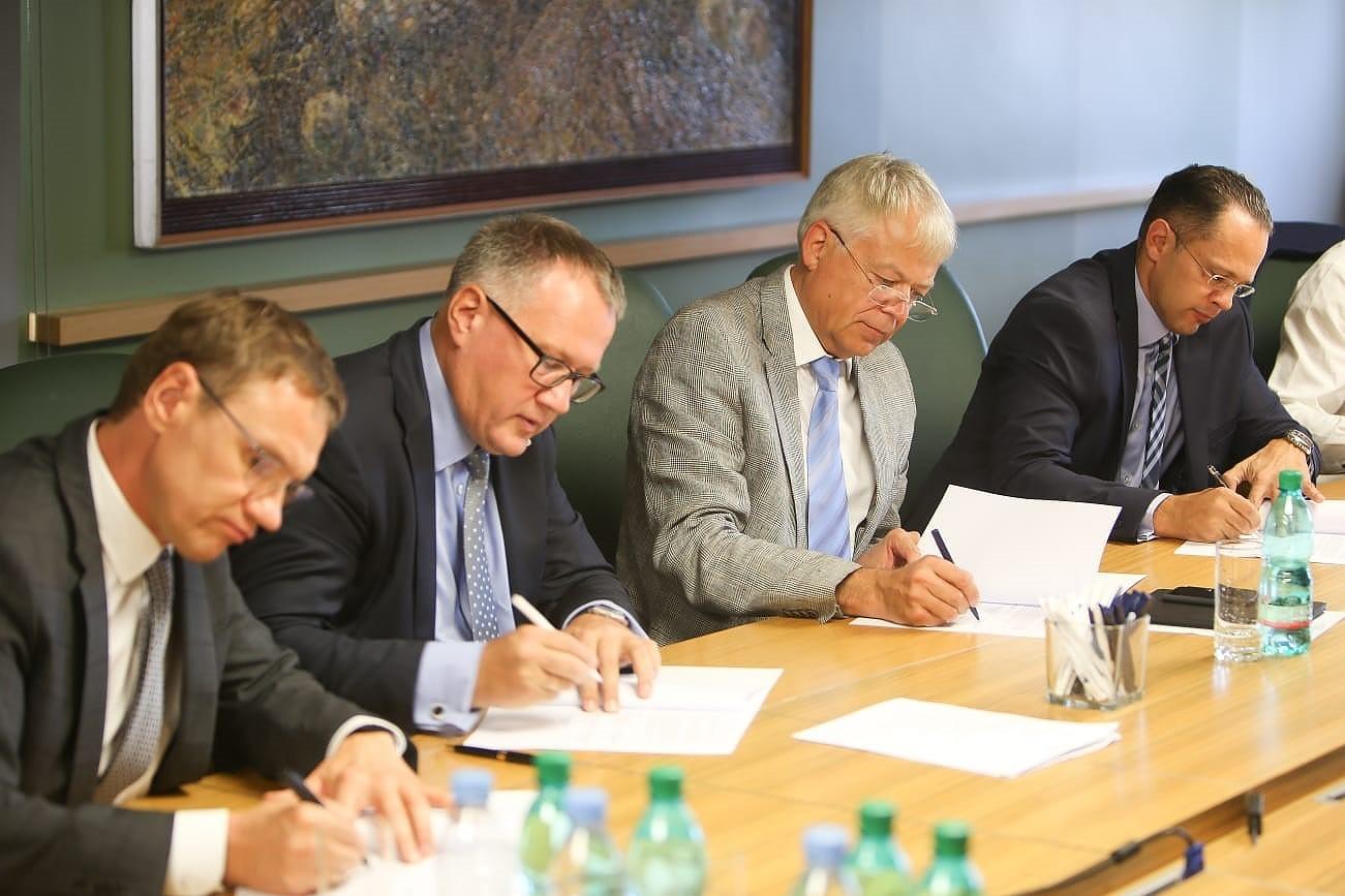 На территории «KVV Liepаjas metalurgs» будет индустриальный парк